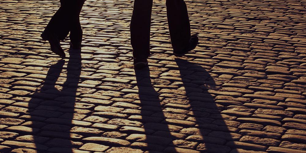 Un'ombra che non fa ombra